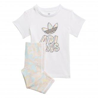 Imagem - Conjunto Adidas Skirt Tee Set Infantil Feminino  cód: 062273