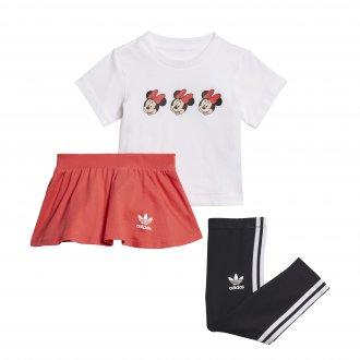 Imagem - Conjunto Adidas Skirt Tee Set Infantil Feminino cód: 062271
