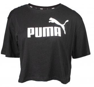 Imagem - Cropped Puma Essentiais Feminino cód: 055446