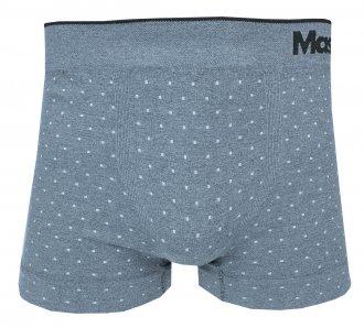 Imagem - Cueca Boxer Mash Microfibra Sem Costura  cód: 057020