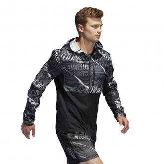 Imagem - Jaqueta Adidas Microfibra Own The Run Masculina cód: 056913