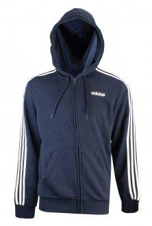 Imagem - Jaqueta Moletom Adidas Essentials 3-Stripes Masculina cód: 049783