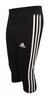 Imagem - Legging Adidas Equipment 3-Stripes 3/4  Infantil cód: 053990