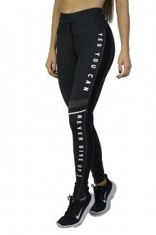 Imagem - Legging Alto Giro Suplex Atlhetic Yes You Can  cód: 049338
