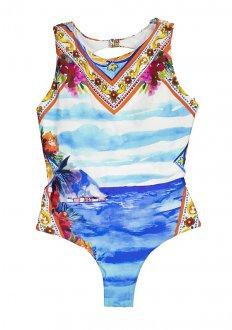 Imagem - Maiô Body New Beach Trilobal Feminino cód: 052846