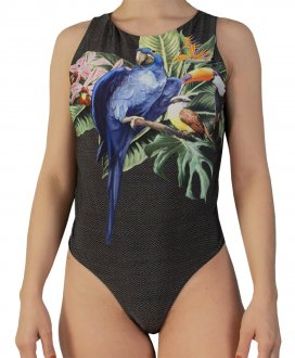 Imagem - Maiô New Beach Body Trilobal Fauna - 052086