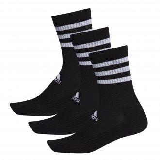 Imagem - Meia Cano Alto Adidas 3 Pack 3-Stripes cód: 057730