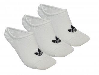 Imagem - Meia Cano Invisivel Adidas 3 Pack   cód: 055125