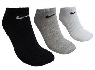 Imagem - Meia Cano Invisível Nike Everyday Pack com 3 cód: 053890