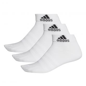 Imagem - Meia Cano Medio Adidas 3 Pack Ankle cód: 057712