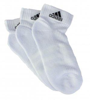 Imagem - Meia Cano Médio Adidas Ankle Mid Cushion 3s cód: 049018