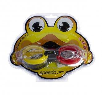 Imagem - Óculos Natação Infantil Speedo Quick Junior II cód: 049831