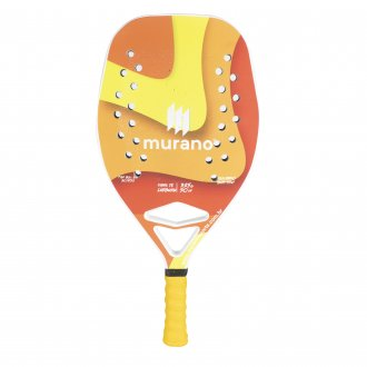 Imagem - Raquete Beach Tennis Murano Laranja Unissex  cód: 062122