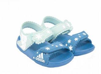 Imagem - Sandália Infantil Adidas Dy Frozen Altaswim cód: 041426