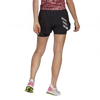 Imagem - Shorts 2 Em 1 Adidas Fast Feminino cód: 063030