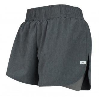 Imagem - Shorts 2 Em 1 Alto Giro Microfibra Bahamas Elastic Feminino cód: 057473