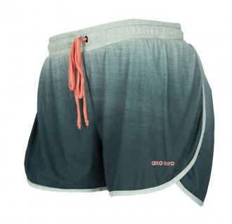 Imagem - Shorts 2 Em 1 Alto Giro Poliamida Skin Fit Mescla Feminino cód: 057543