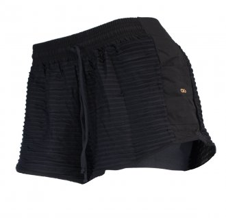 Imagem - Shorts 2 Em 1 Alto Giro Sheer Drape Feminino cód: 052159