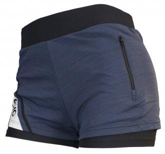 Imagem - Shorts 2 Em 1 Alto Giro Skin Fit Funcional Feminino cód: 052202