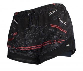 Imagem - Shorts 2 Em 1 Alto Giro Special Lase Feminino cód: 052024
