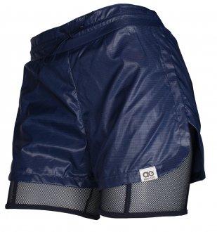 Imagem - Shorts 2 Em 1Alto Giro Aerofit Feminino cód: 054810