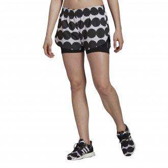 Imagem - Shorts Adidas 2 Em 1 Marimekko Feminino cód: 062898