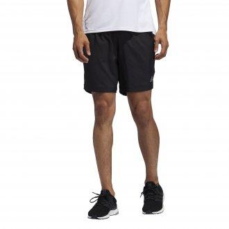 Imagem - Shorts Adidas Microfibra Run It 3 Stripes Masculino cód: 057722