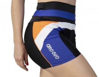 Imagem - Shorts Alto Giro Atletika Recortes Feminino cód: 052155