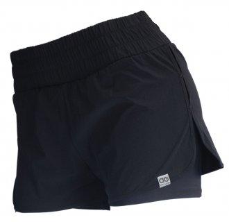 Imagem - Shorts Feminino Alto Giro Elastic  cód: 049523