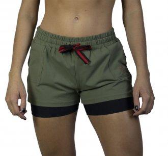Imagem - Shorts Feminino Alto Giro Suplex Evolution Eco cód: 049468