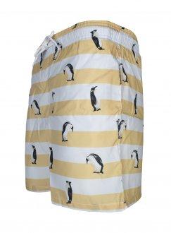Imagem - Shorts Mash Pinguim Infantil cód: 052646