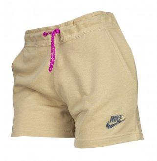 Imagem - Shorts Moletom Nike Icon Clash Short Ft Feminino cód: 056860