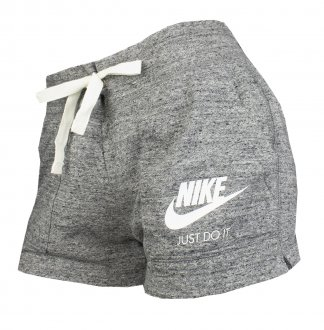 Imagem - Shorts Moletom Nike Gym Vintage Feminino cód: 042011