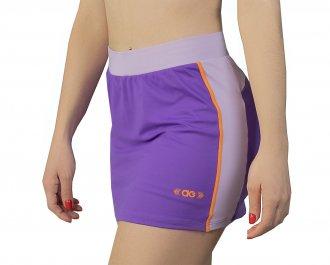 Imagem - Shorts Saia Alto Giro Light Bolso Feminino cód: 052027