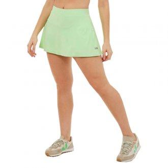 Imagem - Shorts Saia Alto Giro Skin Fit Feminino cód: 060845