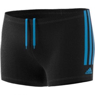 Imagem - Sunga Adidas Semi 3-Stripes Masculina cód: 063033