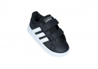 Imagem - Tênis Casual Adidas Grand Court I Masculino Kids cód: 058905