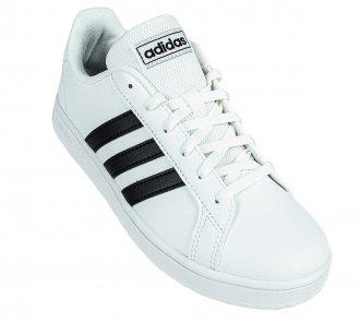 Imagem - Tênis Casual Adidas Grand Court K Juvenil cód: 058739