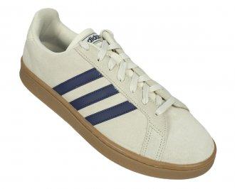 Imagem - Tênis Casual Adidas Grand Court Masculino cód: 057079