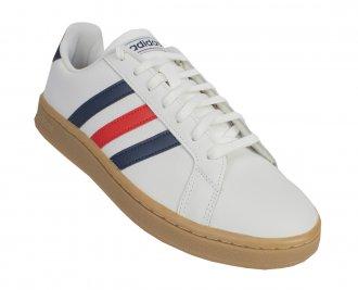 Imagem - Tênis Casual Adidas Grand Court Masculino cód: 053486