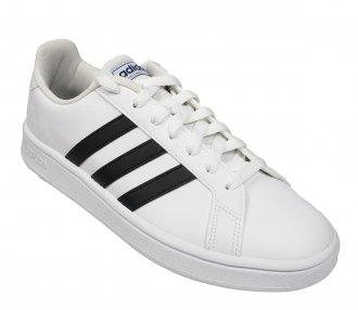 Imagem - Tênis Casual Adidas Grand Court Masculino cód: 054909