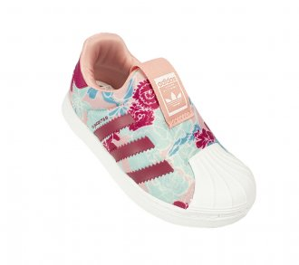 Imagem - Tênis Casual Adidas Superstar 360 I Kids  cód: 056962