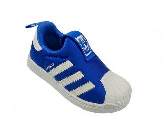 Imagem - Tênis Casual Adidas Superstar 360 I Kids cód: 055565