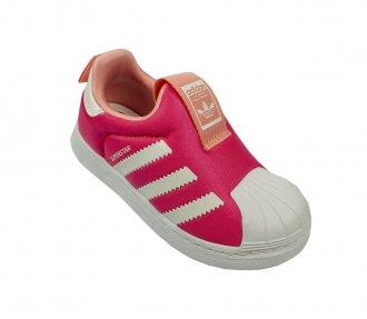 Imagem - Tênis Casual Adidas Superstar 360 I Kids cód: 055564