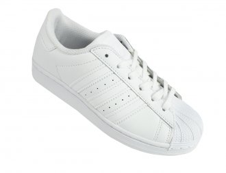 Imagem - Tênis Casual Adidas Superstar C Infantil cód: 057608