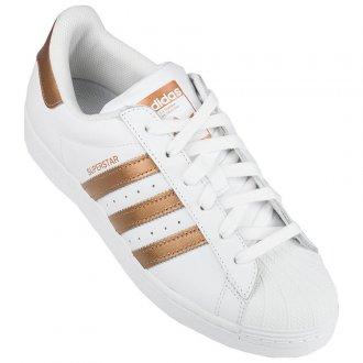 Imagem - Tênis Casual Adidas Superstar Feminino cód: 060221