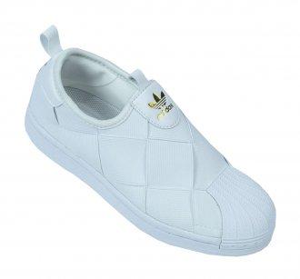 Imagem - Tênis Casual Adidas Superstar Slip On Feminino cód: 056784