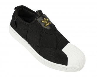 Imagem - Tênis Casual Adidas Superstar Slip On Feminino cód: 056961