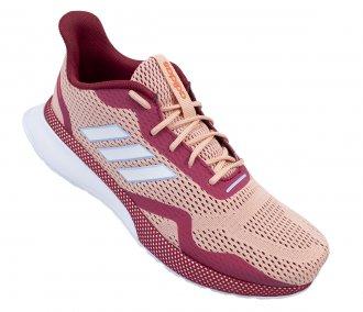 Imagem - Tênis Casual EVA Adidas Nova Run X Feminino cód: 052725