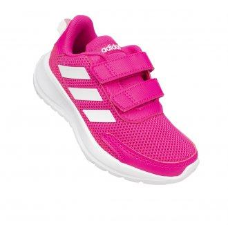 Imagem - Tênis Casual EVA Adidas Tensaur Run C Infantil cód: 055334